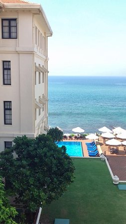 Galle Face Hotel Colombo Photo