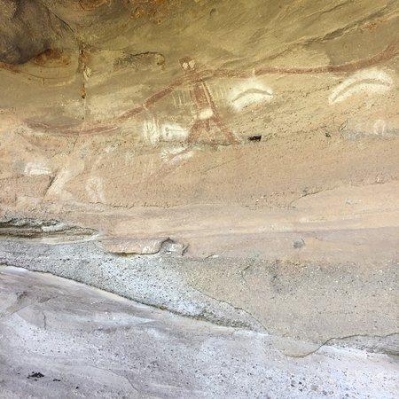 Baiame Aboriginal Cave