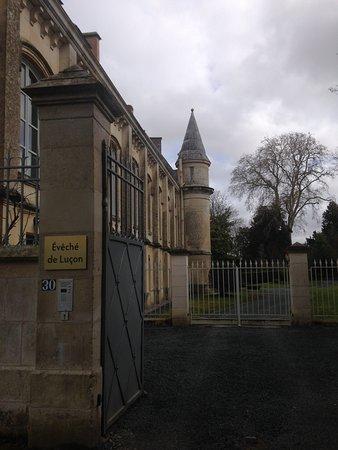Lucon, France: Évêché de Luçon