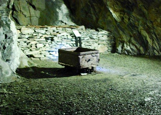 Chwarel Hen Llanfair Slate Caverns