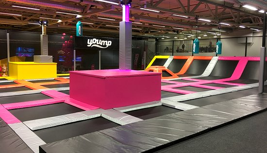 Yoump trampolinpark