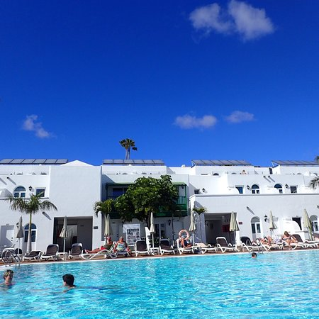 Pool Picture Of Gloria Izaro Club Hotel Lanzarote Tripadvisor