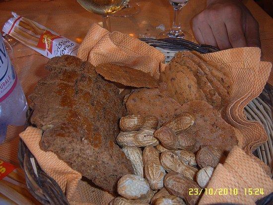 Ristorante Osteria Agostiniana da Pippo: Dolcini finali