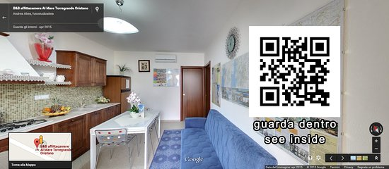 Torre Grande, Italia: dell'ingressoUsa l'app QR CODE e visita il virtual tour della reception
