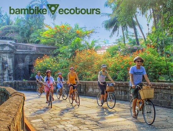Bambike Ecotours Intramuros