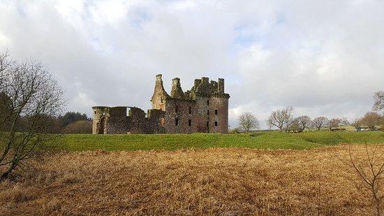 Caerlaverock Castle: 20180217_110334_large.jpg