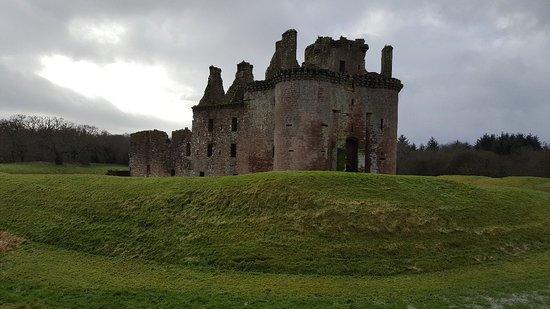 Caerlaverock Castle: 20180217_105054_large.jpg