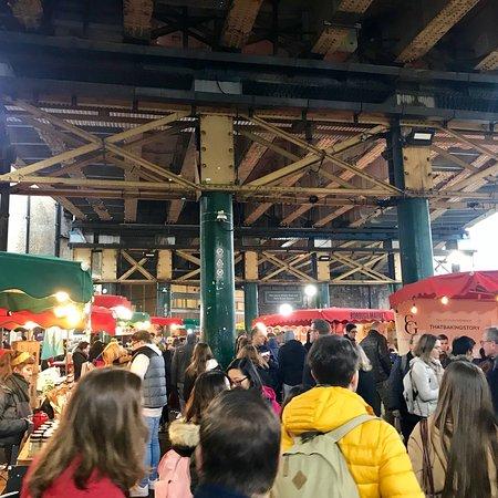 Borough Market – fénykép