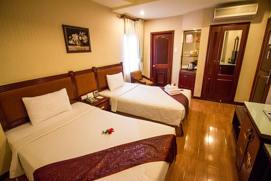 Thien Thao Hotel Ho Chi Minh City: Deluxe Twin Bed room