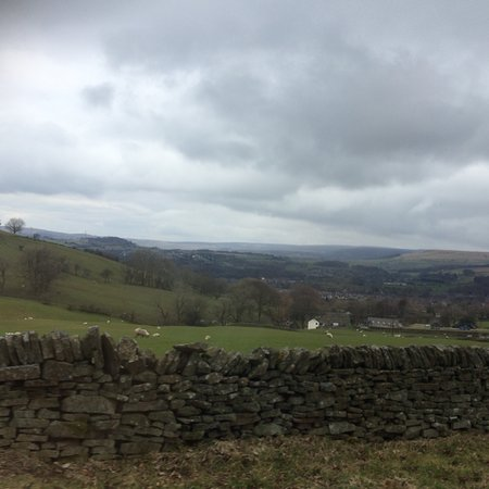 Glossop, UK: Taken along Snake Pass