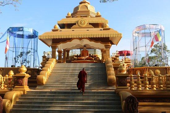 Mahamevnawa Dhammachethiya Buddhist Monastery Anuradhapura
