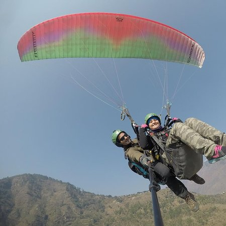 Born To Fly Paragliding