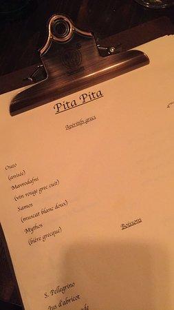Carte Restaurant Bordeaux.Carte Picture Of Pita Pita Bordeaux Tripadvisor