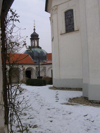 Pilgrimage Church of the Assumption of Our Lady: Areál kláštera