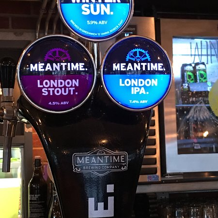 Meantime Brewery Tours: photo1.jpg