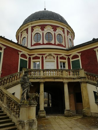 Veltrusy, جمهورية التشيك: Фасад