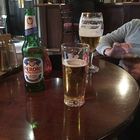 Expensive Pint!