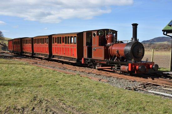 Talyllyn Railway: Brynglas loop