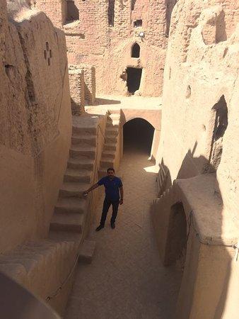 Saryazd, Iran: Sar Yazd Castle