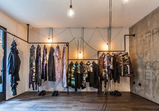 Industrial Interior Design Picture Of Dioralop Store Zagreb Tripadvisor