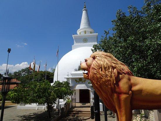 Mahamevnawa Buddhist Monastery Kundasale
