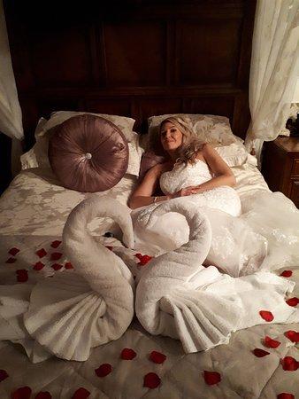 Lenwade, UK: Bridal Room