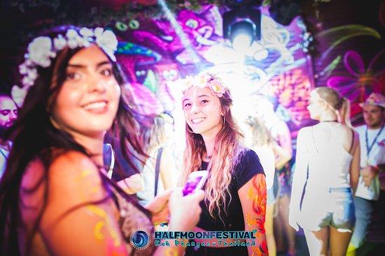Halfmoon Festival: Half-moon Festival Koh Phangan 2018