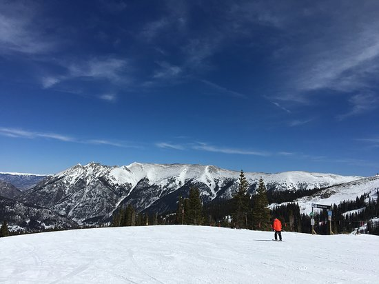 Copper Mountain, CO: View from Copper
