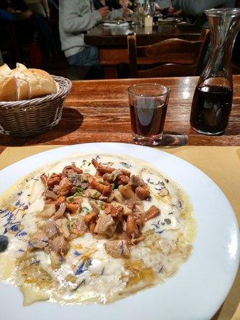 Sottoguda, إيطاليا: Delicious!