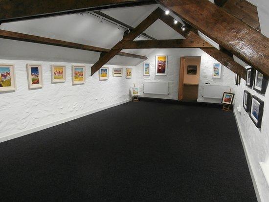 Llanfairpwllgwyngyll, UK: Room 2 upstairs