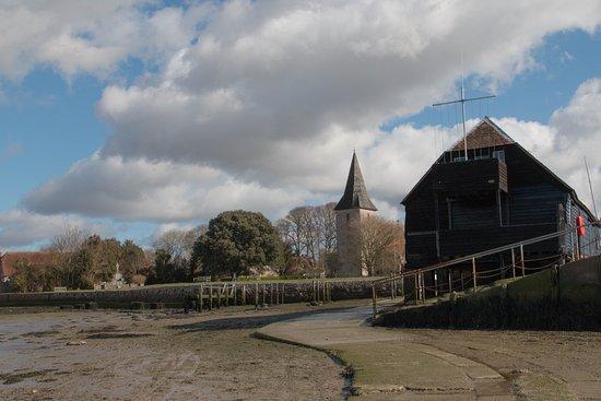 Gillingham, UK: View of Bosham