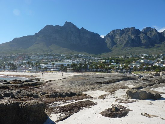 Camps Bay, Sudáfrica: other direction