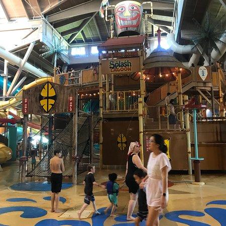 Splash Lagoon Indoor Water Park Resort – fénykép