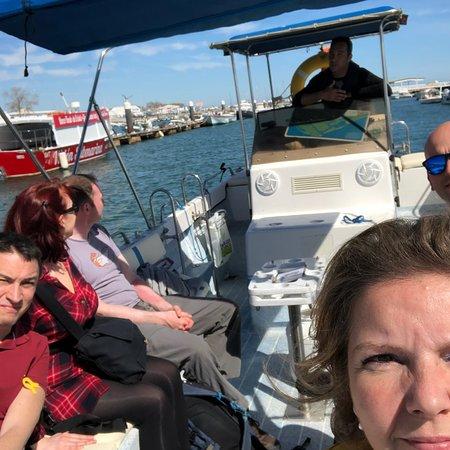Perfecto paseo en barco