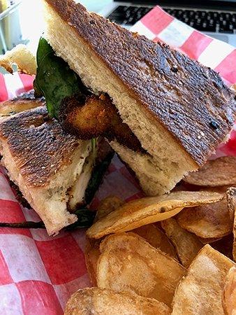 Columbus, NC: Lunch Sandwich