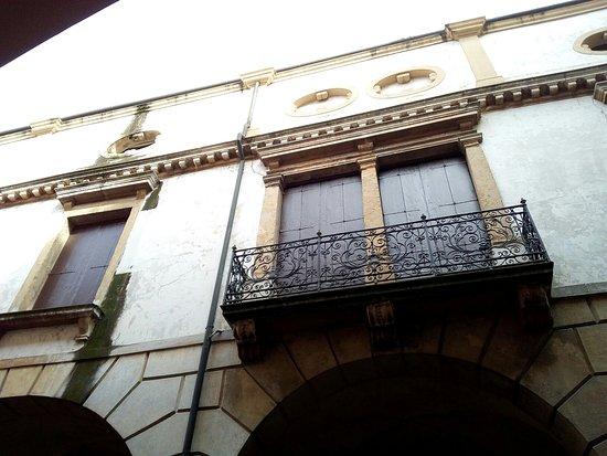 Palazzo Frigimelica Selvatico Estense