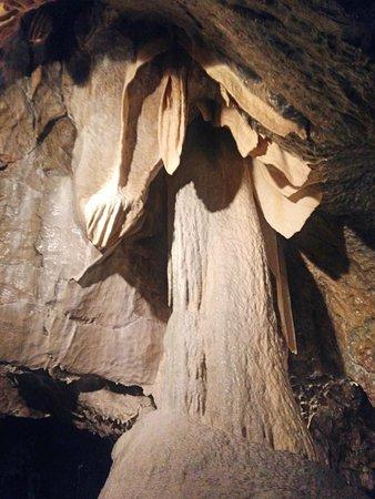 Punkva Caves: Anděl - suchá část trasy