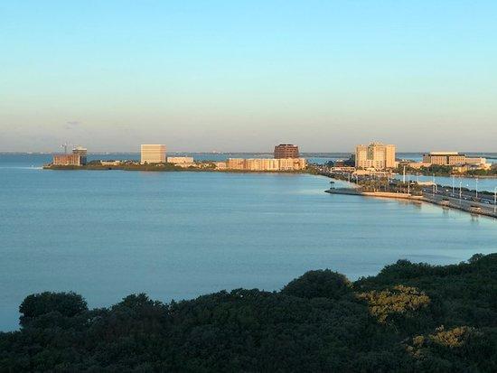 Grand Hyatt Tampa Bay: Morning Sunrise