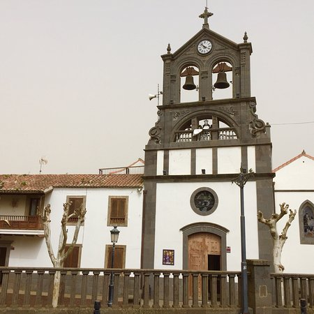 Firgas, Spain: Iglesia de San Roque