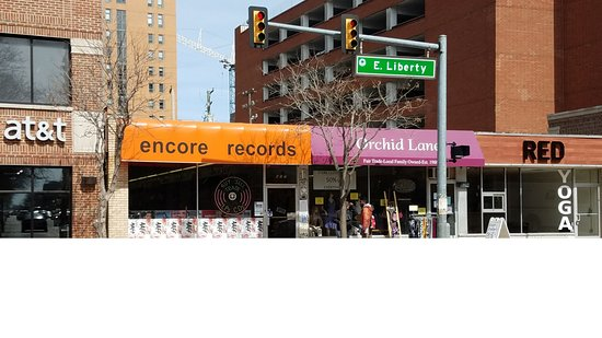 Ann Arbor, MI: Encore Records