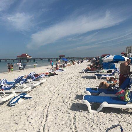 Excellent beach