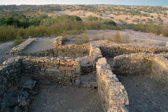 Aljustrel, Portugal: Povoado das Mesas do Castelinho