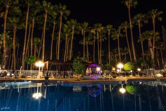 Donna, TX: Victoria Palms RV Park & hotel
