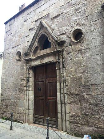 Iglesias, Italia: 17th century façade