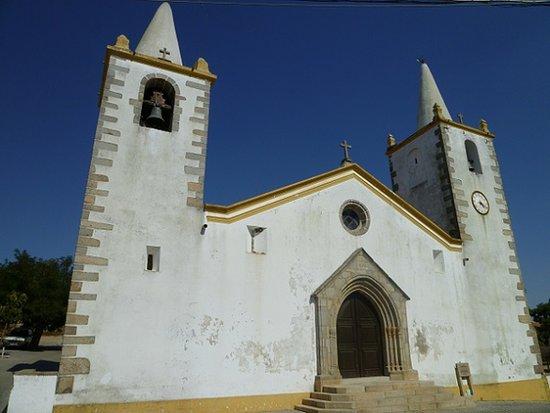 Igreja de Montalvão