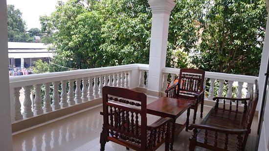 Balcony - Picture of Aster Villa, Siem Reap - Tripadvisor