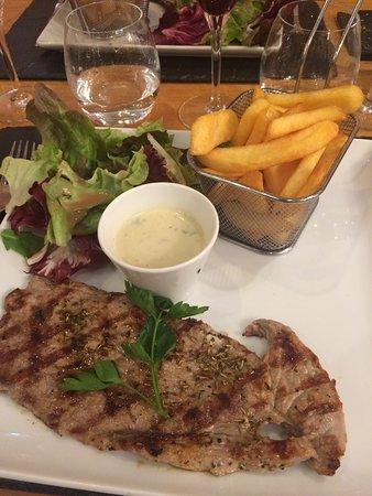 Restaurant Saint-Roch : Semelle de veau