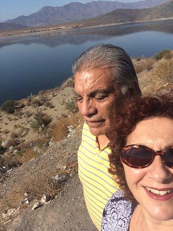 Coquimbo Region, Chile: Paseando a sus orillas