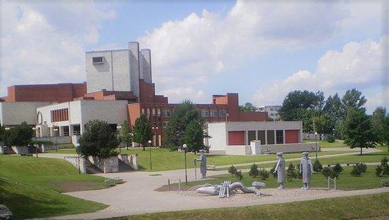 Kulturos centras Panevezio bendruomeniu rumai