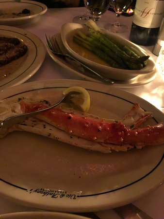 Vic & Anthony's Steakhouse : Lobster